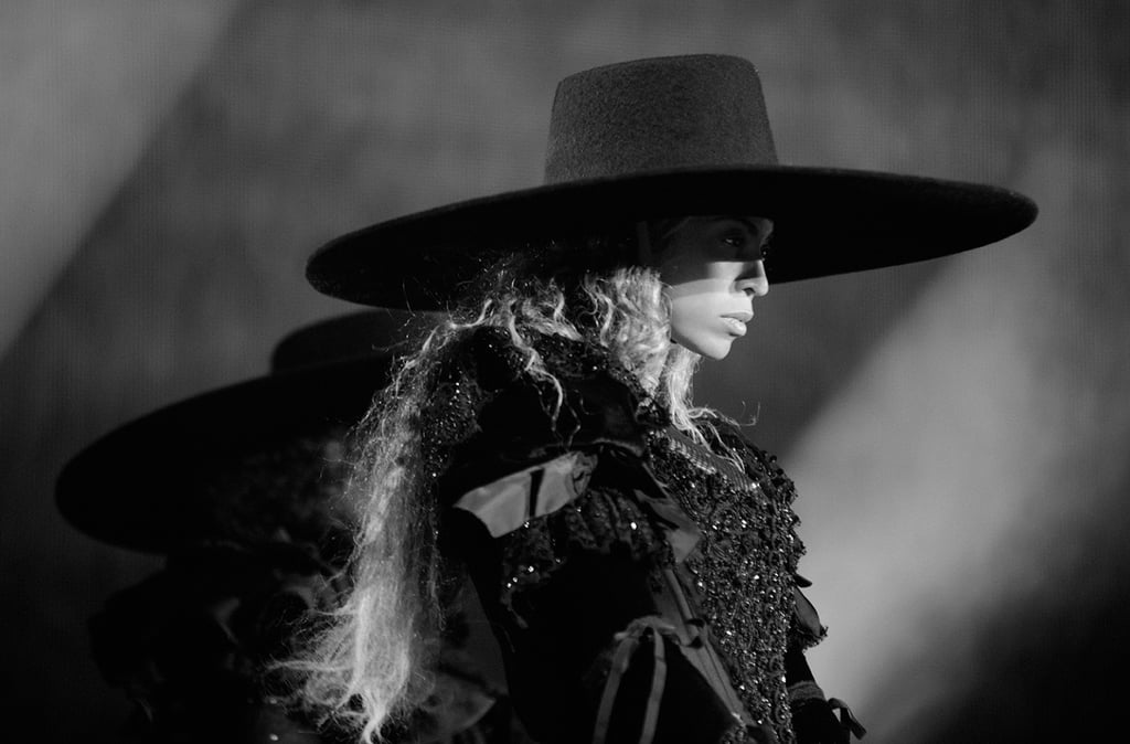 this wide-brim hat | beyonce's formation world tour outfits