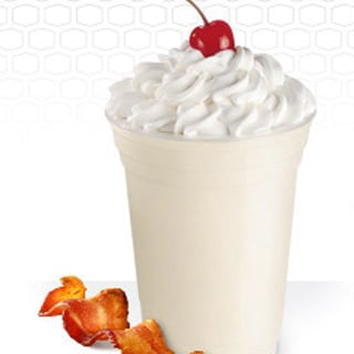Jack in the Box Bacon Milk Shake