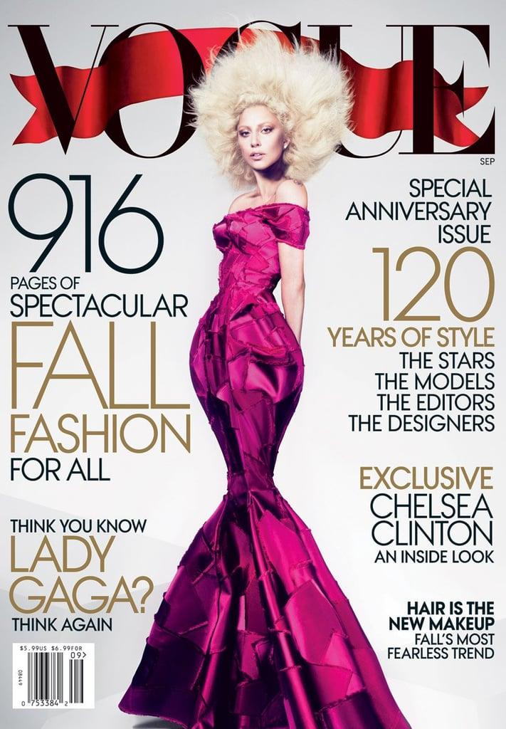 Vogue September 2012