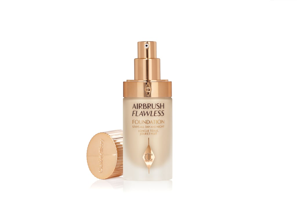 Charlotte Tilbury's Airbrush Flawless Foundation Is the Longest-Lasting Foundation I've Ever Tried