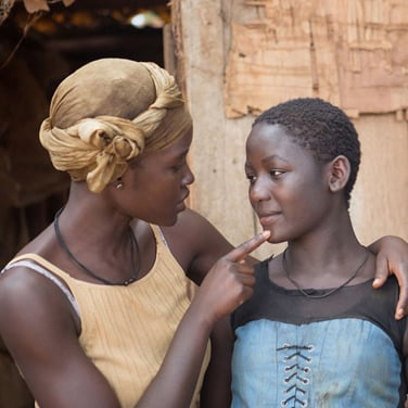 Lupita Nyong'o Talks About Her Role in Queen of Katwe