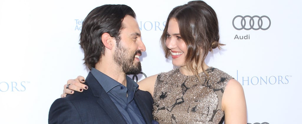 This Is Us Obsessing Over Milo Ventimiglia and Mandy Moore's Sweet Friendship