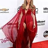 On the Red Carpet For the Billboard Music Awards in Las Vegas in May 2014