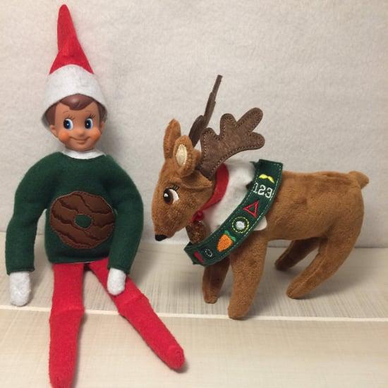 Elf on the Shelf Sweaters