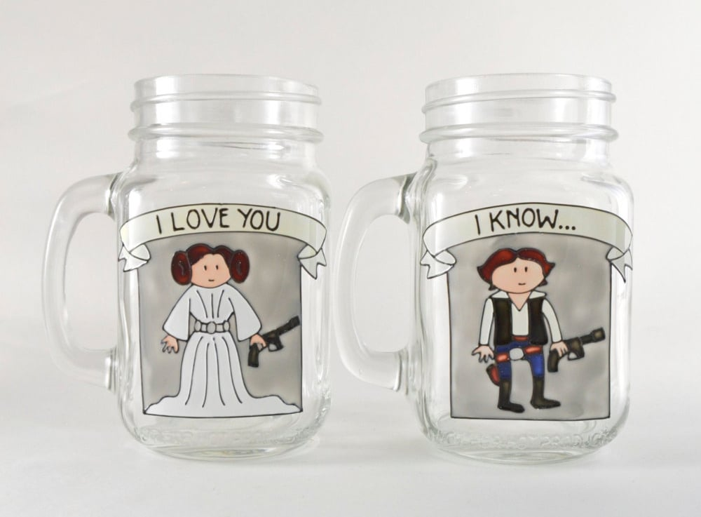 8 Gifts Inspired By Star Wars Greatest Romance