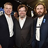 Pictured: Matt Damon, Kenneth Lonergan, and Casey Affleck