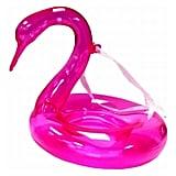 Inner Tube Flamingo Tree Ornament