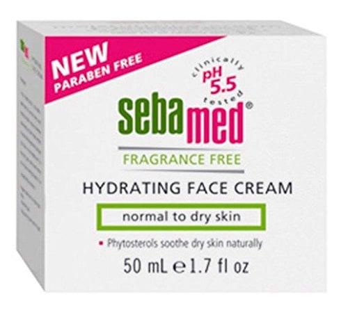 Sebamed Fragrance-Free Hydrating Face Cream Moisturizer