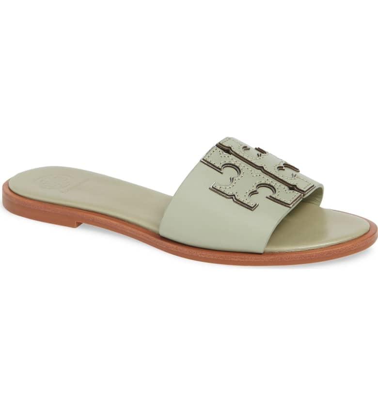 37b6a5ae6c2 Tory Burch Ines Slide Sandals