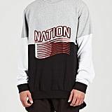 P.E Nation Foul Play Sweat, ($199)