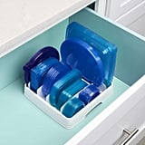 YouCopia Medium StoraLid Food Container Lid Organizer