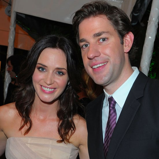 How Did John Krasinski and Emily Blunt Meet?