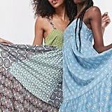 UO Haverford Frock Midi Dress