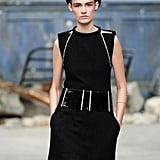 Chanel also created the little black dress as we know it.