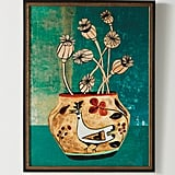 Get the Look: Poppies Vase Wall Art