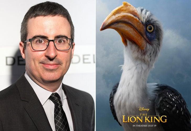 Who Plays Zazu In The Lion King Reboot Disneys Reboot Of