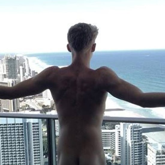 Cody Simpson's Butt Picture