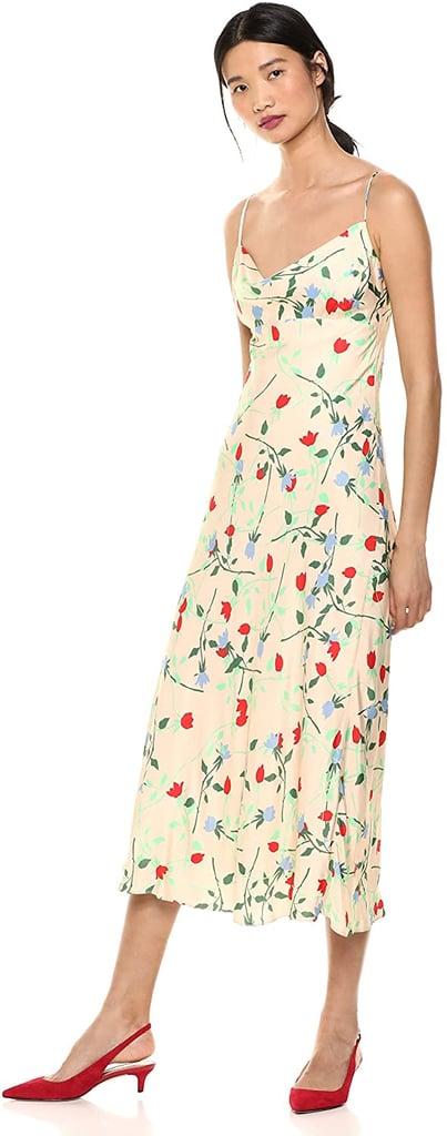 C/Meo Collective Midi Slip Dress