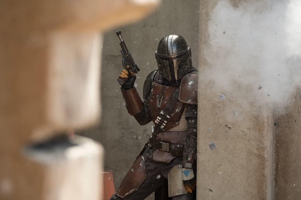 The Mandalorian Star Wars TV Show Details