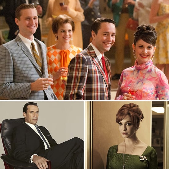 Mad Men Sneak Peek: See the First Pictures From the Season 5 Premiere