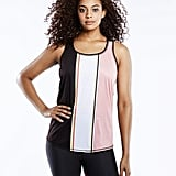 Day/Won Striped Racerback Tank