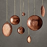 Hammered Copper Metal Ornament Collection ($12-$24, originally $15-$29)