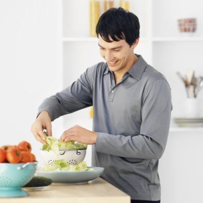 Male Vegetarians: Macho or Unmanly?