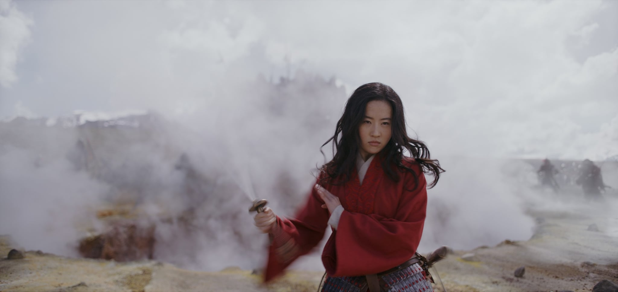MULAN, Yifei Liu, 2020.  Walt Disney Studios Motion Pictures / Courtesy Everett Collection