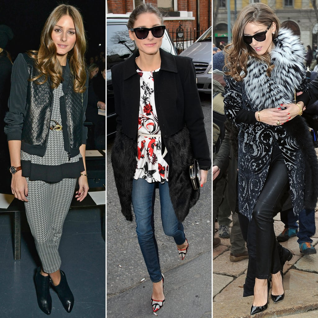 Olivia Palermo 39 S Fashion Week Style Fall 2013 Popsugar Fashion