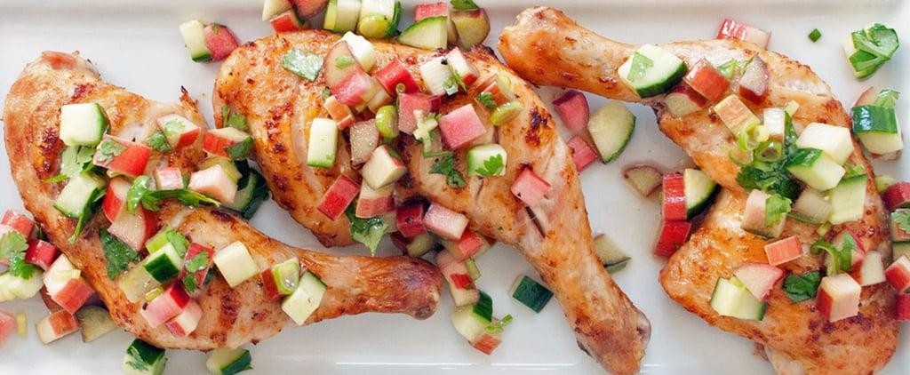 Healthy Rhubarb Recipes