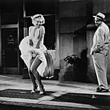 The Girl and Richard in The Seven Year Itch