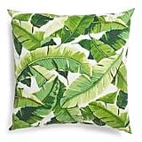 Indoor Outdoor Leaves Pillow