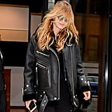 Gigi Hadid Wears The Arrivals Jacket