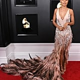 Jada Pinkett Smith Dress at the 2019 Grammys