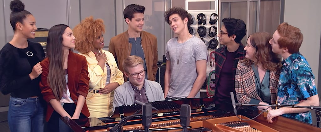 What Is the Musical For High School Musical Series Season 2?
