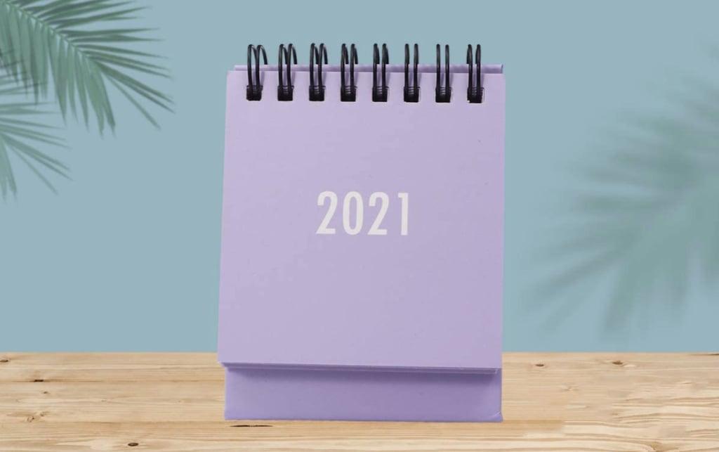 TOYANDONA Desk Calendar