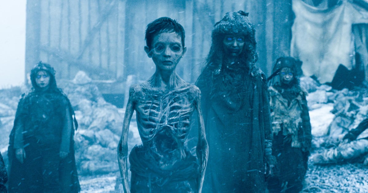 What Are White Walkers and Wights on Game of Thrones ...
