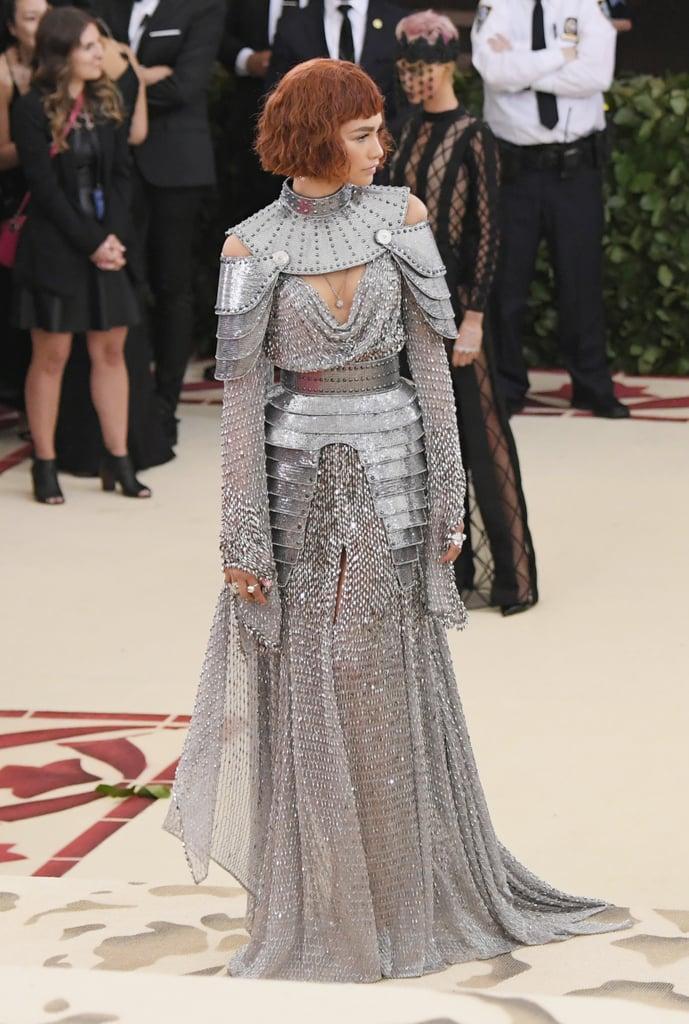 Zendaya Met Gala Dress 2018