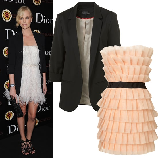 Charlize Theron: Flirty+Sharp