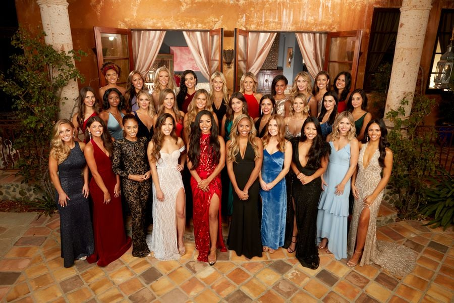 First Impressions of Bachelor Peter Weber's Cast
