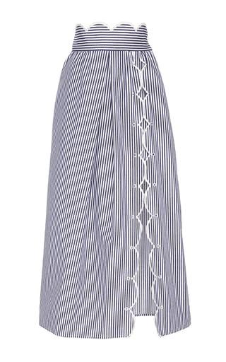 Alice McCall striped midi skirt