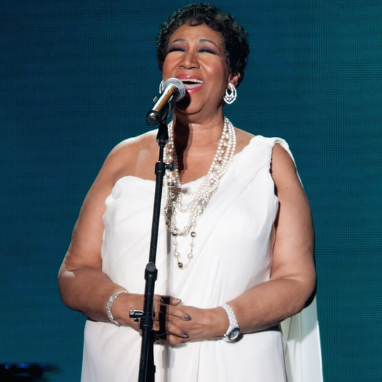 "Aretha Franklin Singing ""Amazing Grace"""