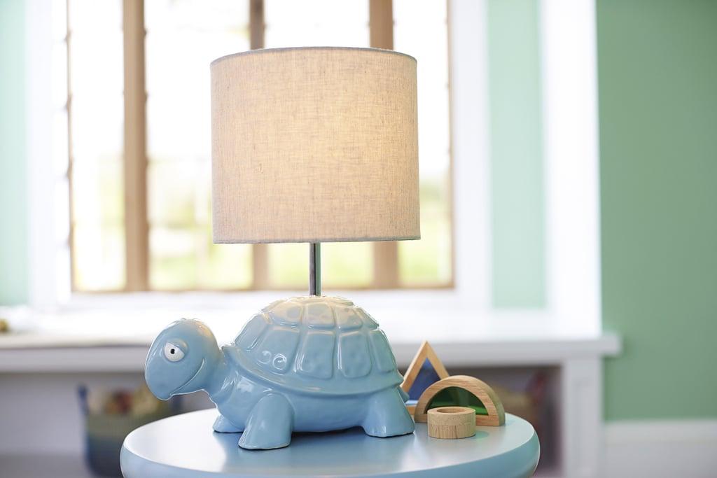 Margherita Missoni Ceramic Turtle Complete Lamp ($129)