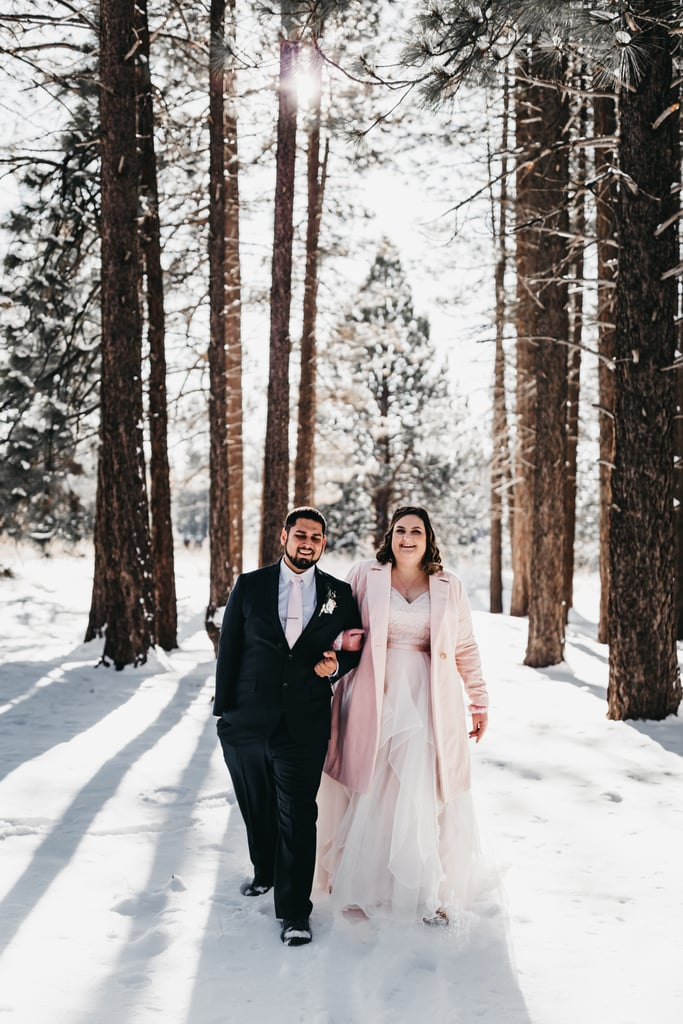 Outdoor Winter Wedding Inspiration