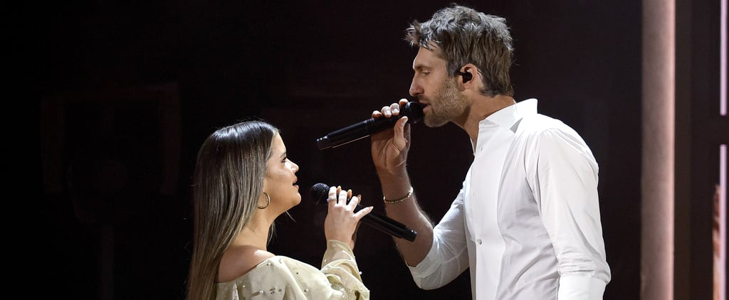 Watch Maren Morris and Ryan Hurd Perform at 2021 ACM Awards