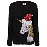 George Christmas Unicorn Jumper