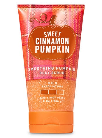 Sweet Cinnamon Pumpkin Smoothing Pumpkin Body Scrub