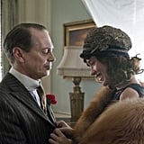 """Enoch """"Nucky"""" Thompson and Lucy Danziger"""