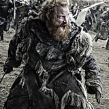 Jon Snow and Sansa's army might be vastly outnumbered by Ramsay's troops, but the ferocity of the wildlings is not to be underestimated.