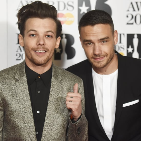 Stars bei den Brit Awards in London 2016
